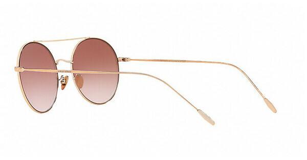 Giorgio Armani Damen Sonnenbrille » AR6050«, braun, 30116F - braun/rosa