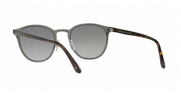 Giorgio Armani Herren Sonnenbrille » AR6062«, grau, 300311 - grau/grau