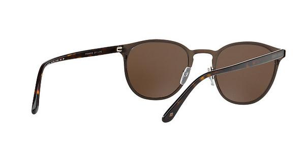 Giorgio Armani Herren Sonnenbrille » AR6062«, braun, 31917D - braun/braun