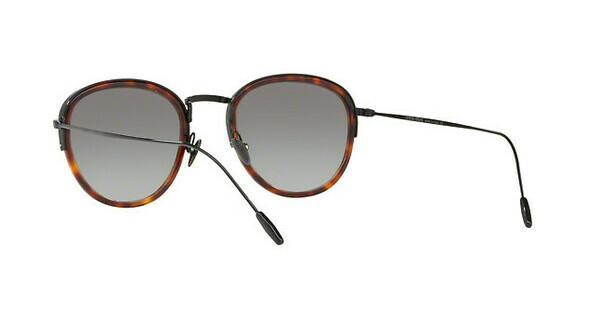 Giorgio Armani Herren Sonnenbrille » AR6068«, braun, 301411 - braun/grau