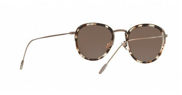 Giorgio Armani Herren Sonnenbrille » AR6068«, braun, 320013 - braun/braun