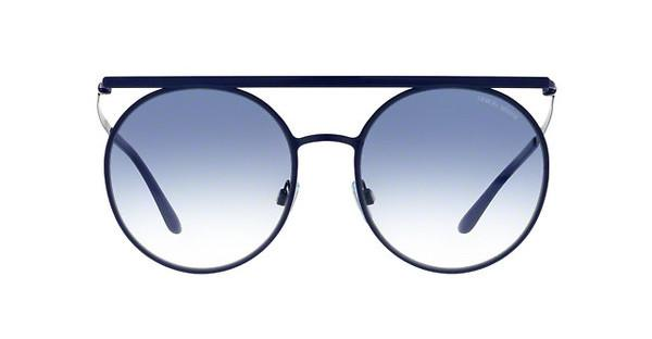 Giorgio Armani Damen Sonnenbrille » AR6069«, blau, 321419 - blau/blau