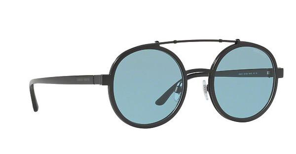 Giorgio Armani Herren Sonnenbrille » AR6070«, schwarz, 300180 - schwarz/blau