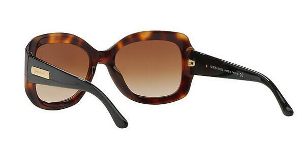 Giorgio Armani Damen Sonnenbrille » AR8002«, braun, 502213 - braun/braun