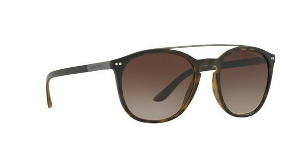 Giorgio Armani Damen Sonnenbrille » AR8088«, braun, 508913 - braun/braun