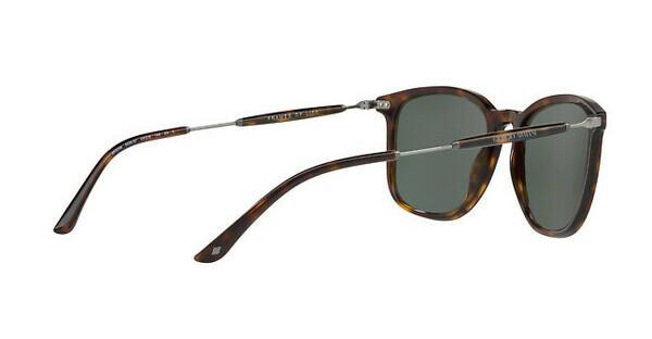 Giorgio Armani Herren Sonnenbrille » AR8105«, braun, 502687 - braun/grau
