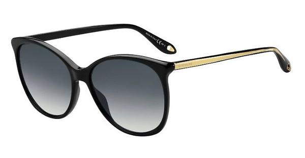 GIVENCHY Givenchy Damen Sonnenbrille » GV 7051/S«, grau, KB7/9O - grau/grau