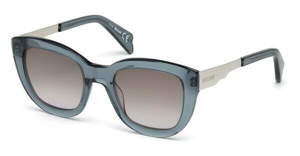 Just Cavalli Damen Sonnenbrille » JC754S«, grau, 20K - grau/braun