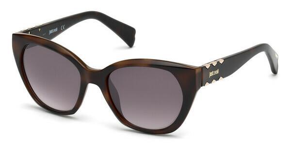 Just Cavalli Damen Sonnenbrille » JC828S«, braun, 53G - havana/braun