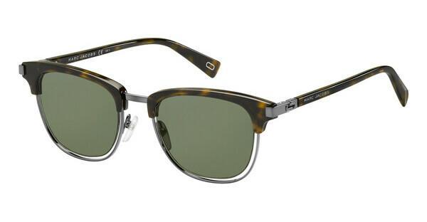 MARC JACOBS Marc Jacobs Herren Sonnenbrille » MARC 172/S«, braun, 086/QT - braun/grün