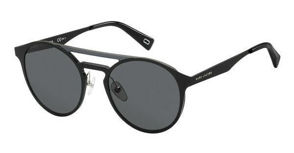 MARC JACOBS Marc Jacobs Herren Sonnenbrille » MARC 274/S«, schwarz, 807/IR - schwarz/grau