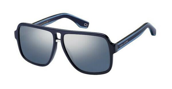 MARC JACOBS Marc Jacobs Herren Sonnenbrille » MARC 275/S«, blau, PJP/96 - blau/blau
