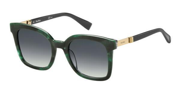 Max Mara Damen Sonnenbrille » MM GEMINI I«, grün, KUM/9O - grün/grau