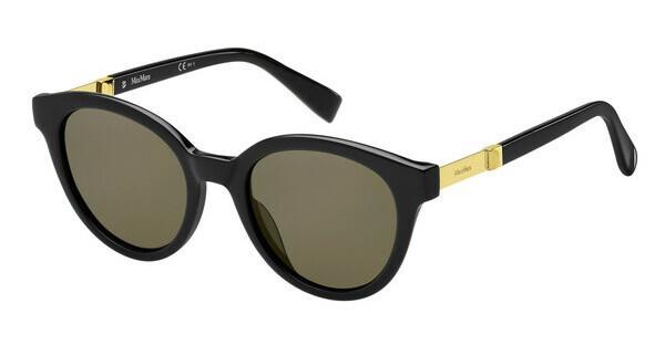 Max Mara Damen Sonnenbrille » MM GEMINI I«, braun, SX7/HA - braun/braun