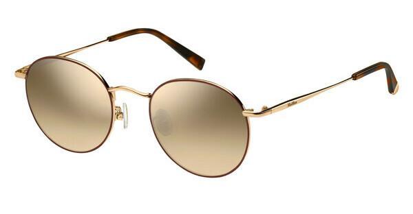 Max Mara Damen Sonnenbrille » MM NEEDLE VIIFS«, rot, LHF/99 - rot/transparent