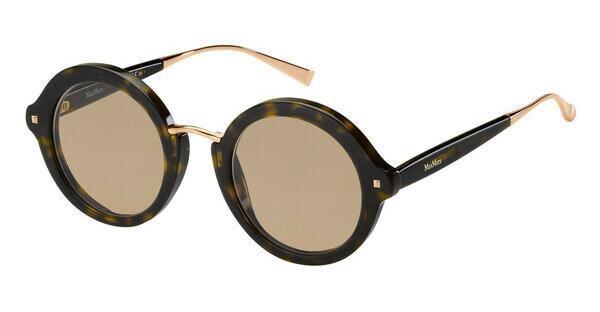 Max Mara Damen Sonnenbrille » MM NEEDLE IX«, braun, 086/70 - braun