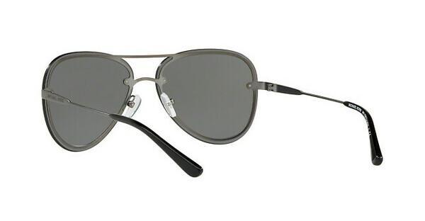 MICHAEL KORS Michael Kors Damen Sonnenbrille »LA JOLLA MK1026«, grau, 10021Y - grau