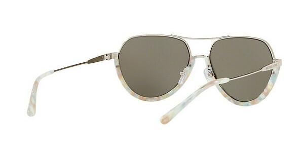 MICHAEL KORS Michael Kors Damen Sonnenbrille »AUSTIN MK1031«, grün, 10266G - grün/silber