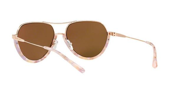 MICHAEL KORS Michael Kors Damen Sonnenbrille »AUSTIN MK1031«, rosa, 10275A - rosa