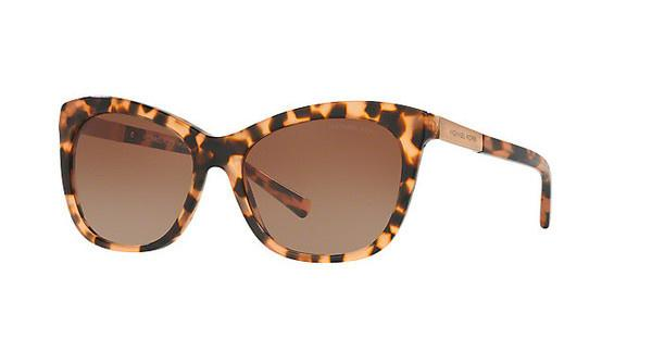 MICHAEL KORS Michael Kors Damen Sonnenbrille »ADELAIDE II MK2020«, orange, 315513 - orange/braun