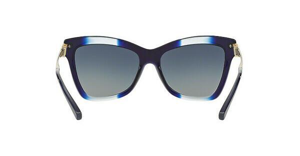 MICHAEL KORS Michael Kors Damen Sonnenbrille »AUDRINA III MK2027«, blau, 31724L - blau/blau