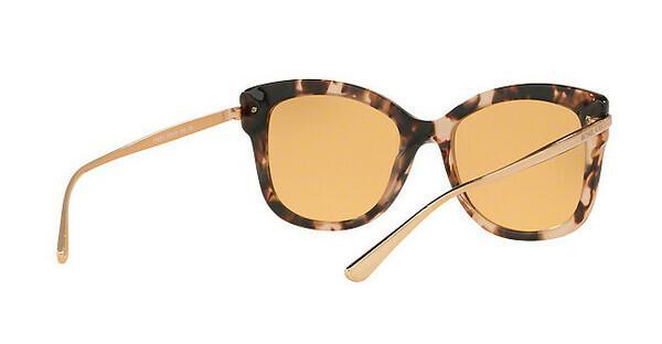 MICHAEL KORS Michael Kors Damen Sonnenbrille »LIA MK2047«, rosa, 31627J - rosa/ rosa