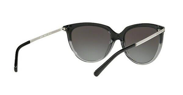 MICHAEL KORS Michael Kors Damen Sonnenbrille »SUE MK2051«, schwarz, 328011 - schwarz/grau