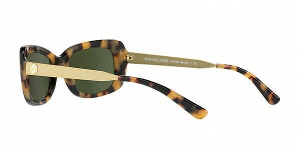 MICHAEL KORS Michael Kors Damen Sonnenbrille »SEVILLE MK2061«, braun, 324471 - braun/grün