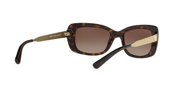 MICHAEL KORS Michael Kors Damen Sonnenbrille »SEVILLE MK2061«, braun, 329313 - braun
