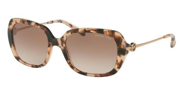 MICHAEL KORS Michael Kors Damen Sonnenbrille »CARMEL MK2065«, rosa, 302613 - rosa/ orange