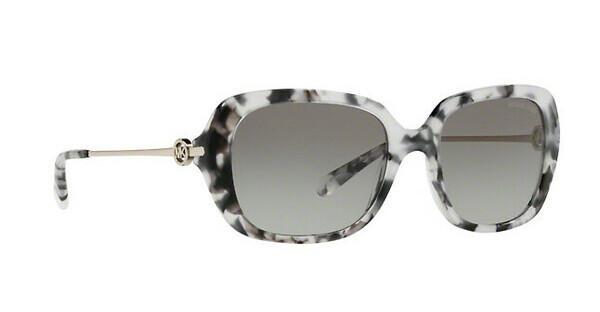 MICHAEL KORS Michael Kors Damen Sonnenbrille »CARMEL MK2065«, grau, 335211 - grau/grau