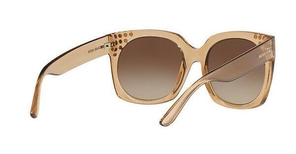 MICHAEL KORS Michael Kors Damen Sonnenbrille »DESTIN MK2067«, braun, 334313 - braun