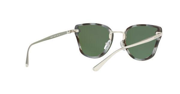 MICHAEL KORS Michael Kors Damen Sonnenbrille »SANIBEL MK2068«, grau, 32614V - grau/lila
