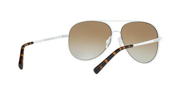 MICHAEL KORS Michael Kors Sonnenbrille »KENDALL MK5016«, weiß, 11726E - weiß/gold