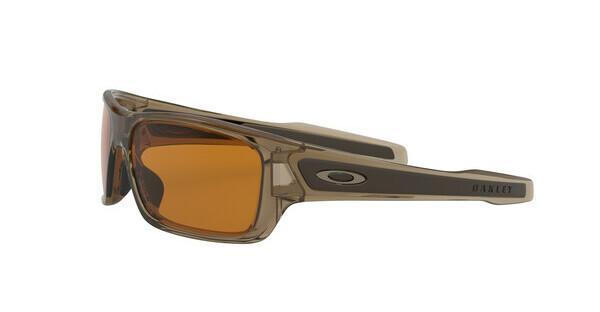 Oakley Herren Sonnenbrille »TURBINE XS OJ9003«, schwarz, 900310 - schwarz/ blau