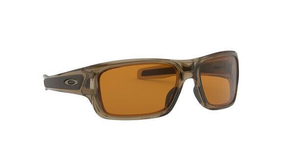 Oakley Herren Sonnenbrille »TURBINE XS OJ9003«, braun, 900302 - braun/braun