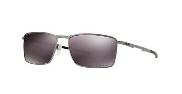 Oakley Herren Sonnenbrille »CONDUCTOR 6 OO4106«, grau, 410602 - grau/schwarz