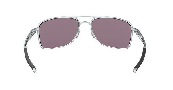 Oakley Herren Sonnenbrille »GAUGE 8 OO4124«, grau, 412404 - grau/grün