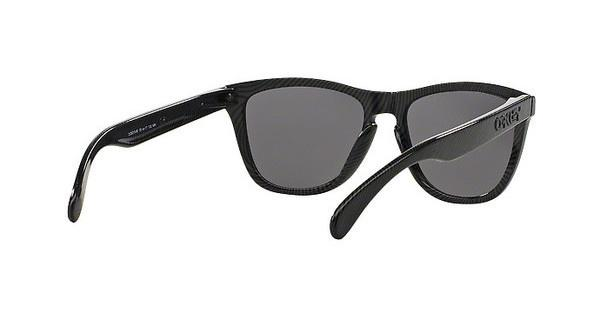 Oakley Herren Sonnenbrille »FROGSKINS OO9013«, grau, 901356 - grau/grau