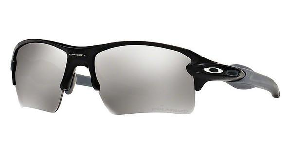 Oakley   OO9188 918812 CHROME IRIDIUM POLARIZEDMATTE BLACK
