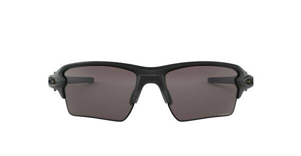 Oakley Herren Sonnenbrille »FLAK 2.0 XL OO9188«, schwarz, 918853 - schwarz/schwarz