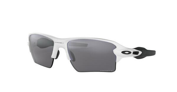 Oakley Herren Sonnenbrille »FLAK 2.0 XL OO9188«, weiß, 918881 - weiß/schwarz