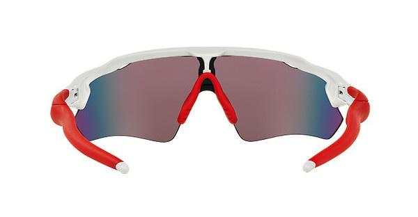 Oakley Herren Sonnenbrille »RADAR EV PATH OO9208«, weiß, 920857 - weiß/blau