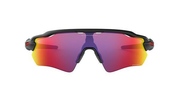 Oakley Herren Sonnenbrille »RADAR EV PATH OO9208«, schwarz, 920804 - schwarz/rosa