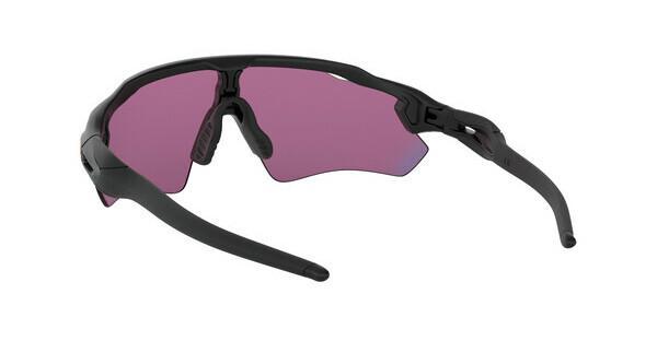 Oakley Herren Sonnenbrille »RADAR EV PATH OO9208«, schwarz, 920852 - schwarz/schwarz