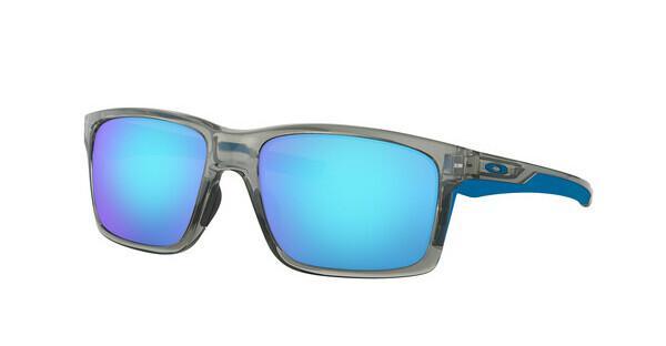 Oakley Herren Sonnenbrille »MAINLINK OO9264«, schwarz, 926412 - schwarz/schwarz