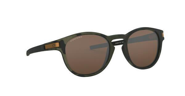 Oakley Herren Sonnenbrille »LATCH OO9265«, grün, 926531 - grün/braun
