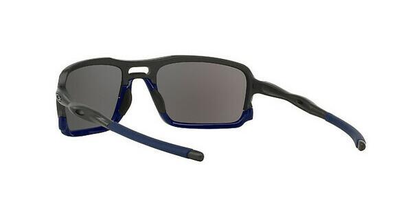 Oakley Herren Sonnenbrille »TRIGGERMAN OO9266«, grau, 926609 - grau/blau