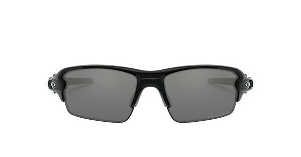 Oakley Herren Sonnenbrille »FLAK 2.0 OO9295«, schwarz, 929507 - schwarz/schwarz