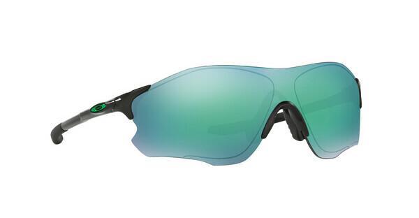 Oakley Herren Sonnenbrille »EVZERO PATH OO9308«, schwarz, 930817 - schwarz/rosa